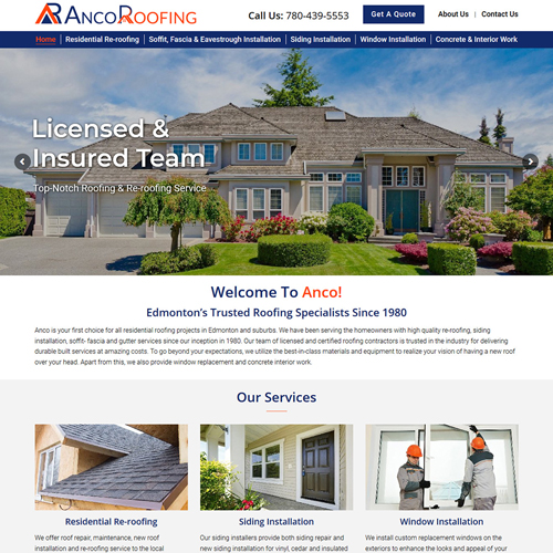 Website Design Windsor
