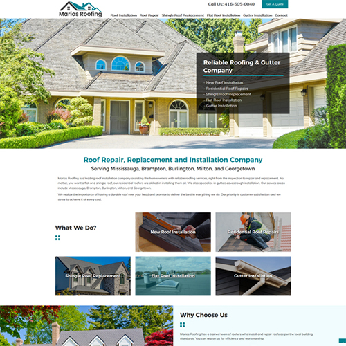 Web Design Company Windsor