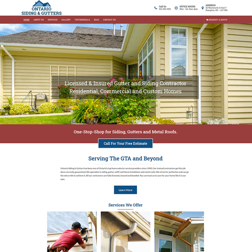 Website Design Company Windsor