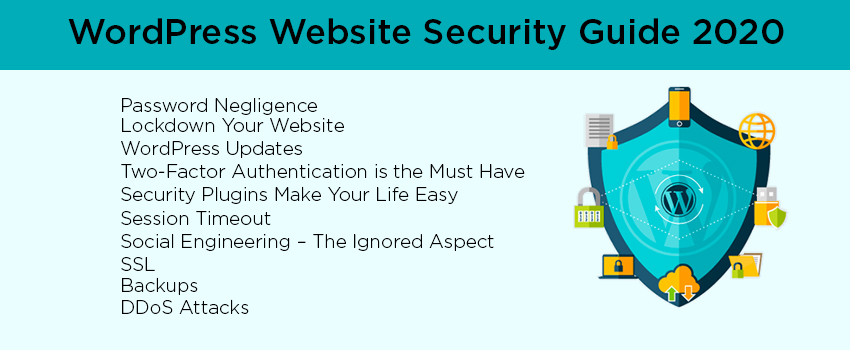 WordPress Website Security Guide 2020